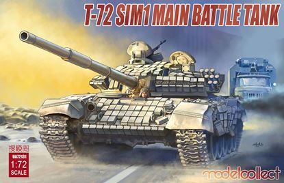 Picture of T-72 SIM1 Main Battle Tank